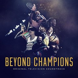 Beyond Champions Soundtrack (Beyond Champs) - CD cover