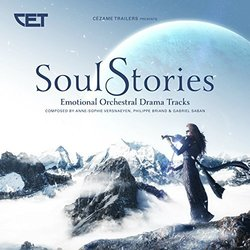 Soul Stories Soundtrack (Philippe Briand, Gabriel Saban, Anne-Sophie Versnaeyen) - CD cover