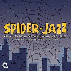 Spider-Jazz Soundtrack (Various Artists) - CD cover