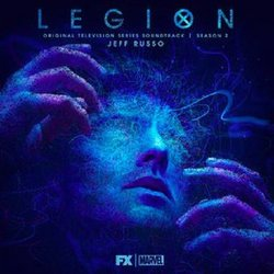 Legion: Season 2 Soundtrack (Jeff Russo) - CD cover