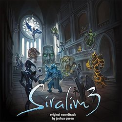 Siralim 3 Soundtrack (Joshua Queen) - CD cover