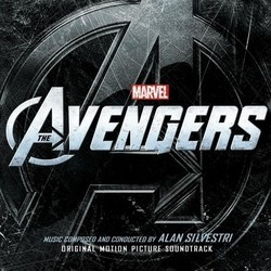 The Avengers Soundtrack (Alan Silvestri) - Carátula