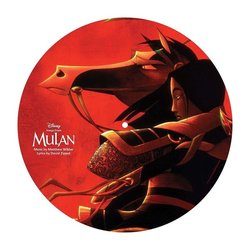 Songs from Mulan Colonna sonora (Various Artists, Jerry Goldsmith) - Copertina del CD