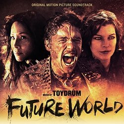 Future World Soundtrack ( Toydrum) - CD cover