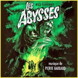 Les Abysses Soundtrack (Pierre Barbaud) - CD cover