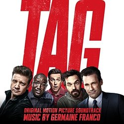 Tag Soundtrack (Germaine Franco) - CD cover