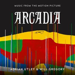 Arcadia Trilha sonora (Will Gregory, Adrian Utley) - capa de CD