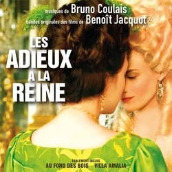 Les Adieux � La Reine Soundtrack  (Bruno Coulais) - CD cover