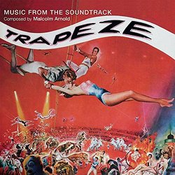 Trapeze Soundtrack (Malcolm Arnold) - CD cover