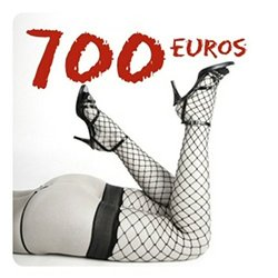 700 Euros Soundtrack (Various Artists) - CD cover