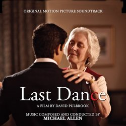 Last Dance Soundtrack (Michael Allen) - CD cover