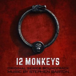 12 Monkeys: Season 4 Soundtrack (Stephen Barton) - CD cover