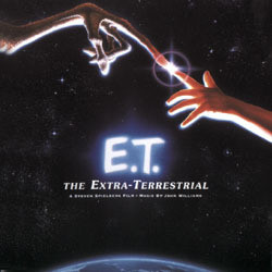 E.T. the Extra-Terrestrial 声带 (John Williams) - CD封面