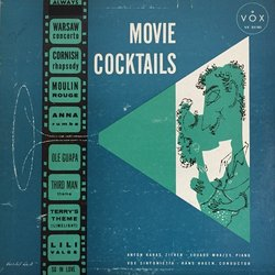 Movie Cocktails - Various Composers - 22/06/2018