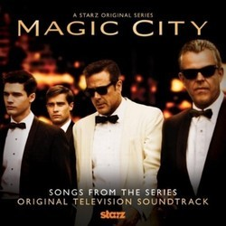Magic City Soundtrack (Various Artists) - CD cover