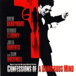 Confessions of a Dangerous Mind Soundtrack (Various Artists, Alex Wurman) - CD-Cover