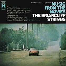 Music From The Movies - The Briarcliff Strings - The Briarcliff Strings, Various Artists - 13/07/2018