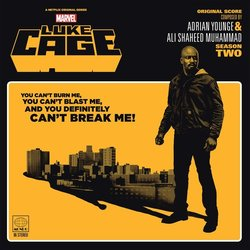Luke Cage: Season 2 - Adrian Younge, Ali Shaheed Muhammad, Various Artists - 24/08/2018