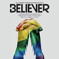 Believer: Skipping Stones Soundtrack (Dan Reynolds, Hans Zimmer) - CD cover