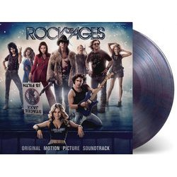 Rock Of Ages Colonna sonora (Various Artists) - cd-inlay