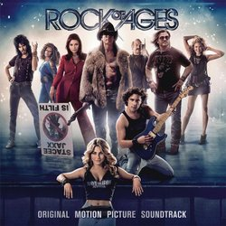 Rock Of Ages Colonna sonora (Various Artists) - Copertina del CD