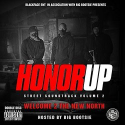 Honor Up: Street Soundtrack Volume 2 Soundtrack (Various Artists) - Carátula