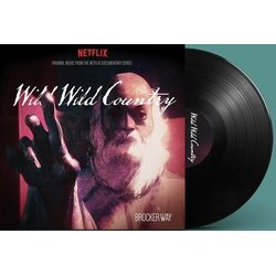 Wild Wild Country Soundtrack (Brocker Way) - CD Achterzijde
