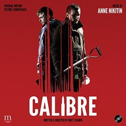 Calibre Soundtrack (Anne Nikitin) - CD cover