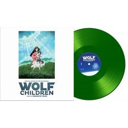 Wolf Children Soundtrack (Masakatsu Takagi) - cd-inlay