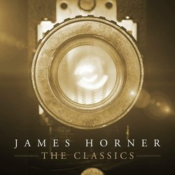 James Horner: The Classics Bande Originale (James Horner) - Pochettes de CD