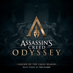 Assassin's Creed Odyssey: Legend of the Eagle Bearer - Main Theme Soundtrack (The Flight) - CD cover