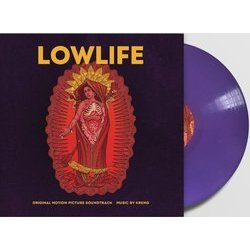 Lowlife Colonna sonora (Kreng , Pepijn Caudron) - cd-inlay