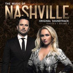 The Music of Nashville: Season 6 - Volume 2 Bande Originale (Various Artists) - Pochettes de CD