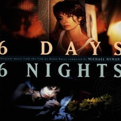 6 Days, 6 Nights Soundtrack (Michael Nyman) - CD-Cover