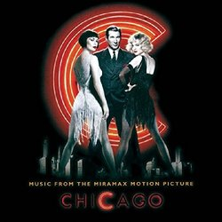 Chicago Soundtrack (Various Artists, Danny Elfman) - CD cover