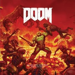 Doom Bande Originale (Mick Gordon) - Pochettes de CD