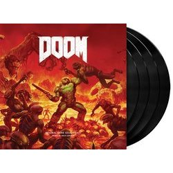 Doom Bande Originale (Mick Gordon) - cd-inlay