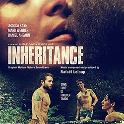 Inheritance Soundtrack (Rafaël Leloup) - CD cover