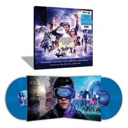 Ready Player One Bande Originale (Alan Silvestri) - cd-inlay
