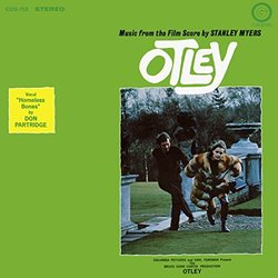Otley Soundtrack (Stanley Myers) - CD cover