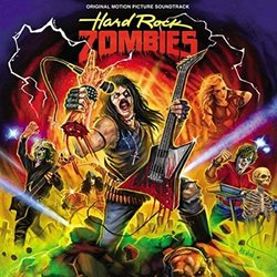 Hard Rock Zombies Soundtrack (Paul Sabu) - CD cover