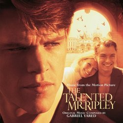 The Talented Mr. Ripley Soundtrack (Gabriel Yared) - CD-Cover