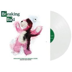Breaking Bad Soundtrack (Dave Porter) - CD-Inlay