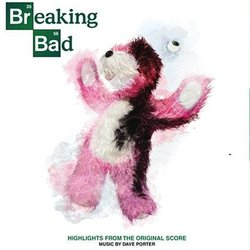 Breaking Bad Soundtrack (Dave Porter) - CD-Cover