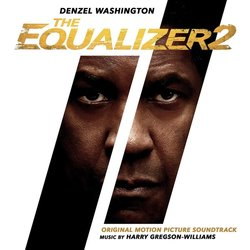 The Equalizer 2 Soundtrack (Harry Gregson-Williams) - CD cover