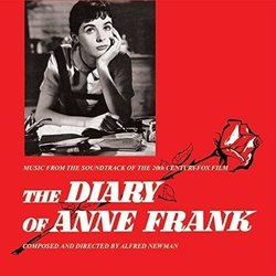 The Diary of Anne Frank Soundtrack (Alfred Newman) - CD cover