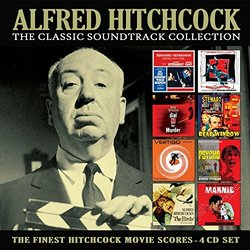 The Classic Soundtrack Collection: Alfred Hitchcock - Franz Waxman, Dimitri Tiomkin, Lyn Murray, Bernard Herrmann - 07/09/2018
