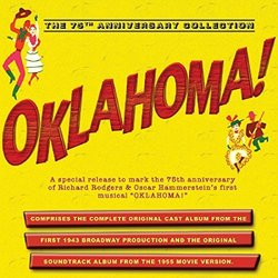 Oklahoma! The 75th Anniversary Collection - Richard Rodgers, Oscar Hammerstein - 07/09/2018