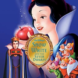 Snow White and the Seven Dwarfs 声带 (Frank Churchill, Leigh Harline, Paul J. Smith) - CD封面