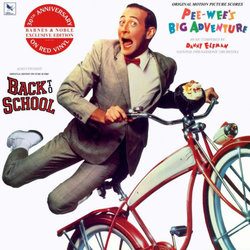 Pee-wee's Big Adventure / Back To School - Danny Elfman - 24/08/2018